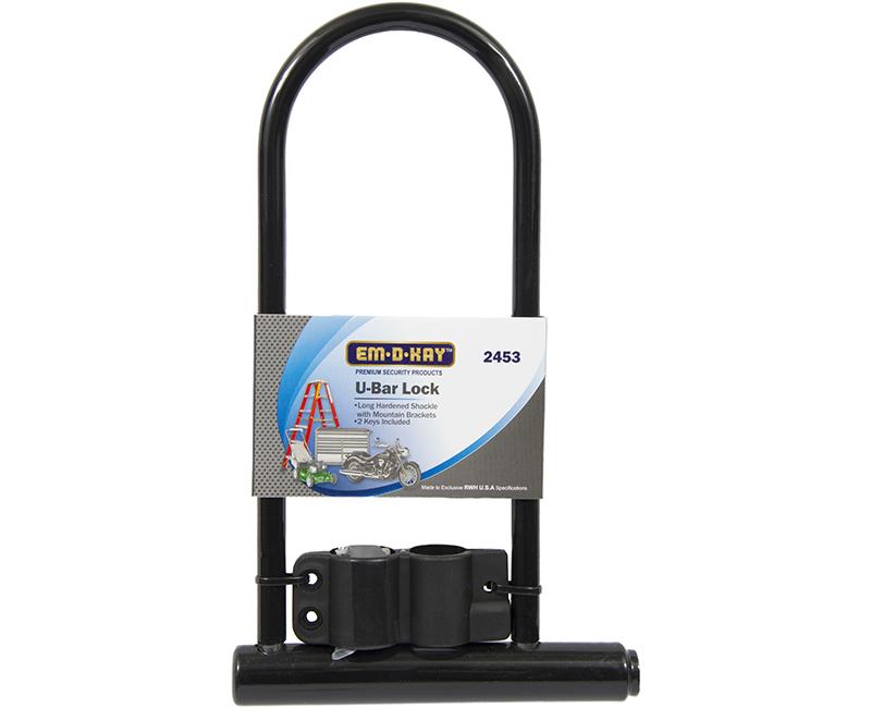 Long U-Bar Lock