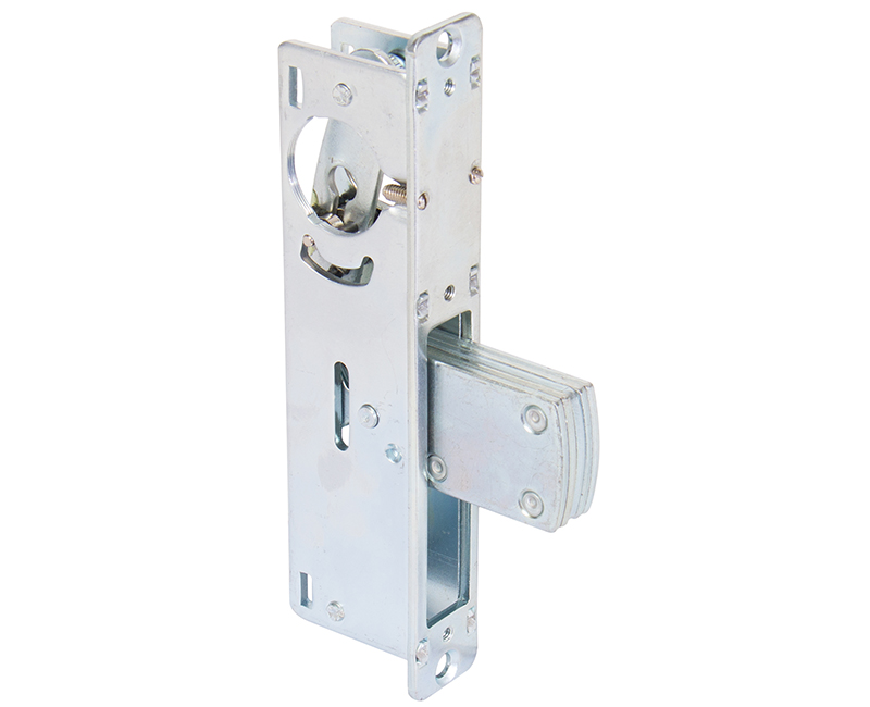 "Deadbolt With 1-1/8"" Backset"