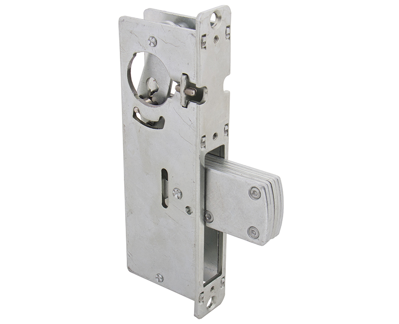 "Deadbolt With 1-1/2"" Backset"