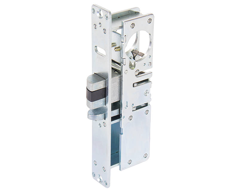 "Heavy Duty Deadlatch With 1-1/2"" Backset - Left Hand"