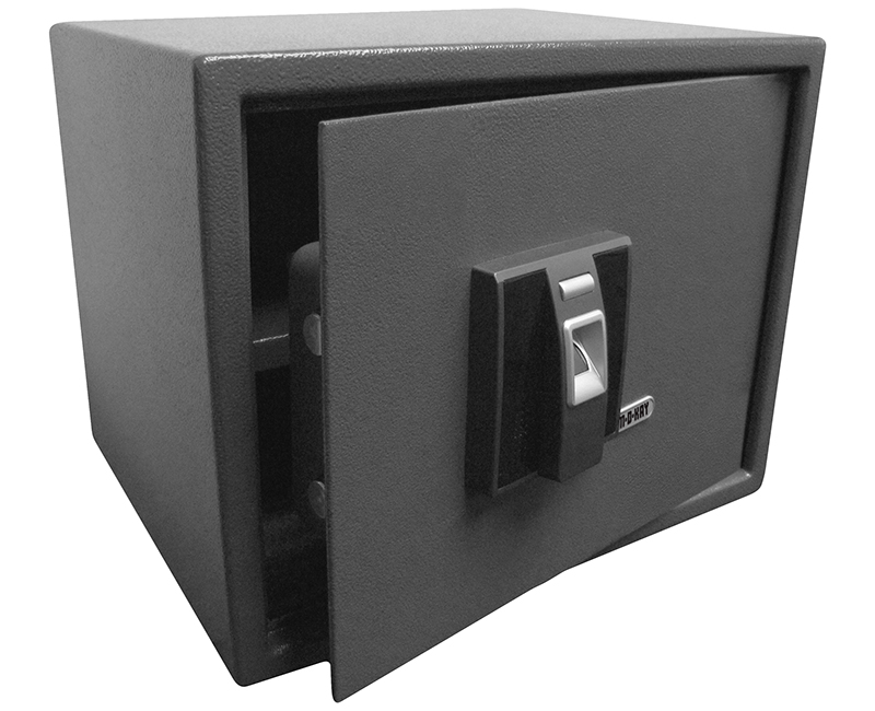 Security Safe With Fingerprint Pad