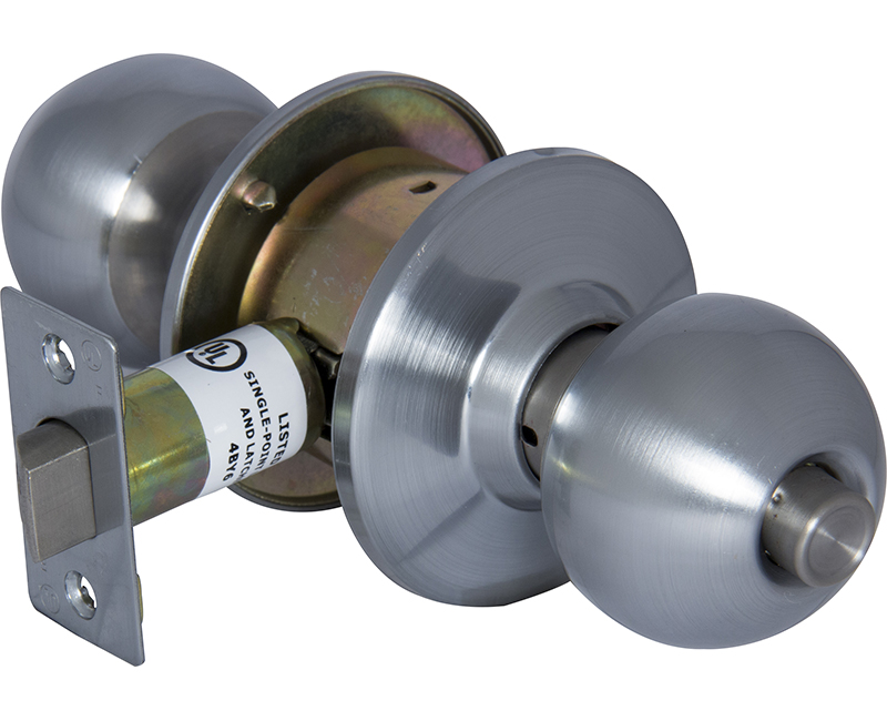 Grade 2 Ball Cylindrical Lockset - Privacy 26D