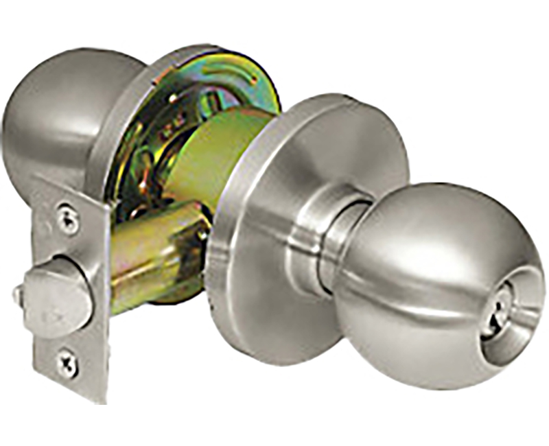 Grade 2 Ball Cylindrical Lockset - Storeroom - 26D