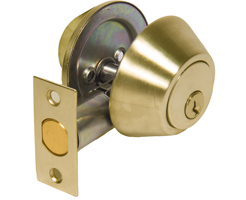 Commercial Grade Double Cylinder Deadbolt - US3