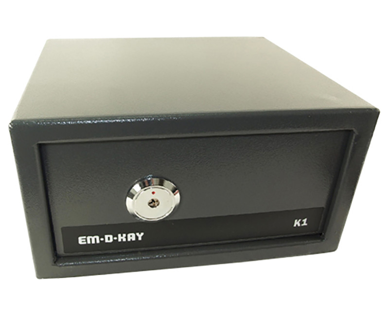 Security Safe With Cross Key