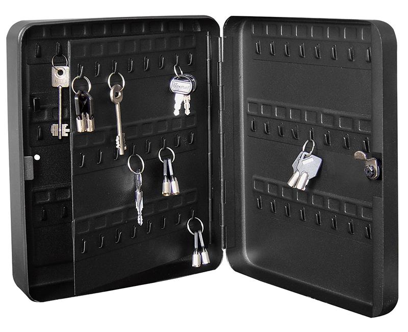 Metal Key Cabinet With Cam Lock - 96 Keys