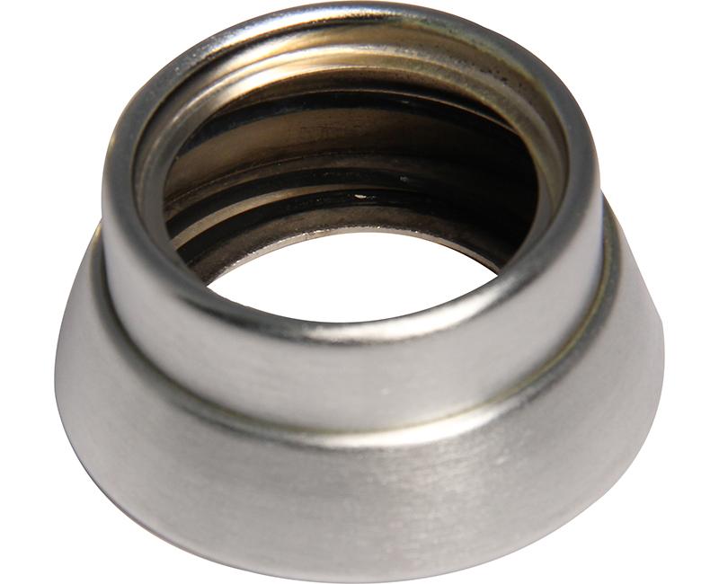 Spring Type Cylinder Ring - Chrome Finish