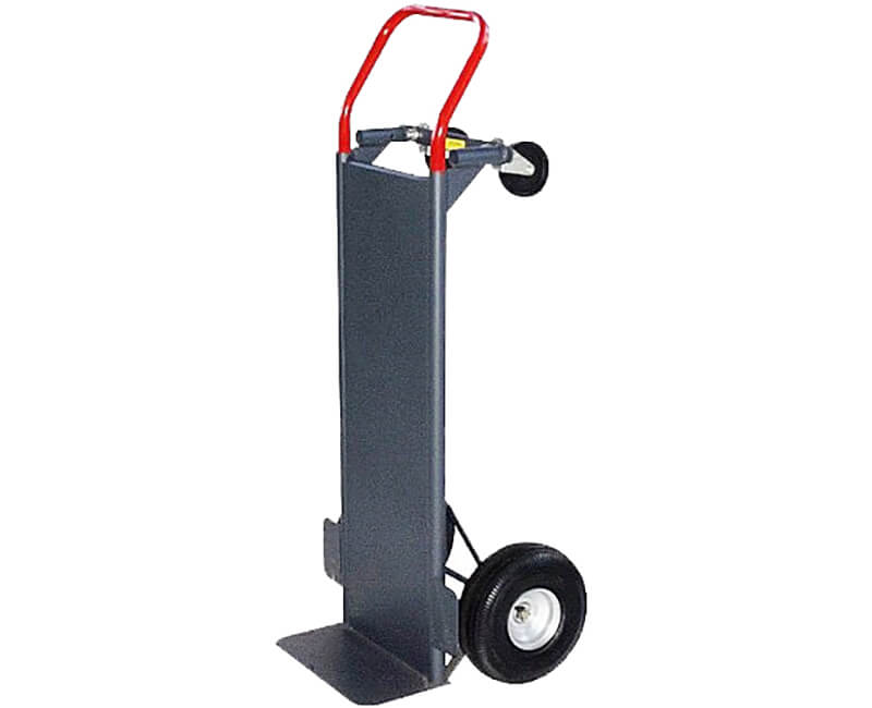 "Convertible Hand Truck With 10"" Tires"