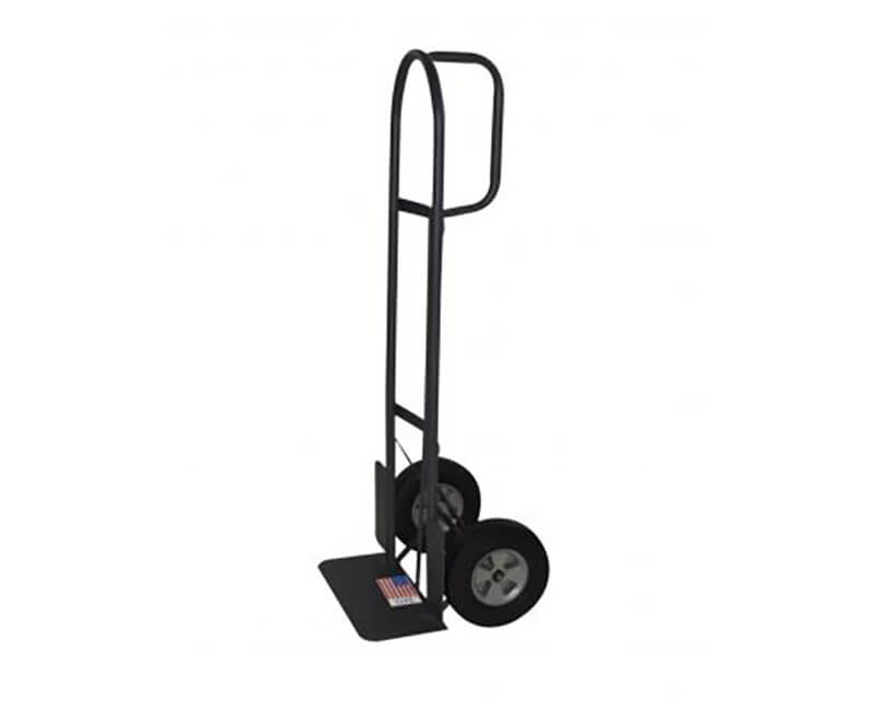 D Handle Hand Truck - Puncture Proof Tires