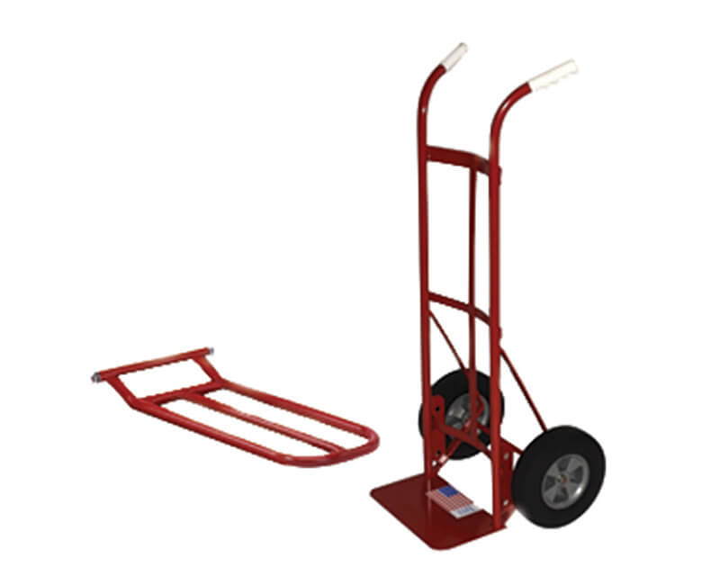 Hand Truck With Nose Extension - 800 Lbs.