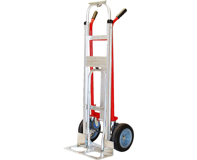 4-In-1 Hand Truck - 800 Lbs.