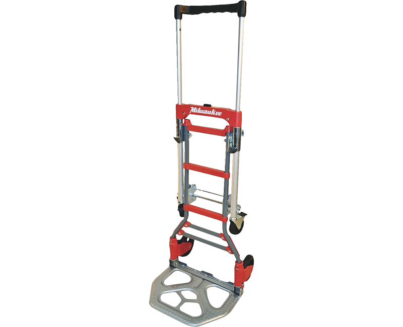 2-In-1 Fold-Up Convertible Hand Truck