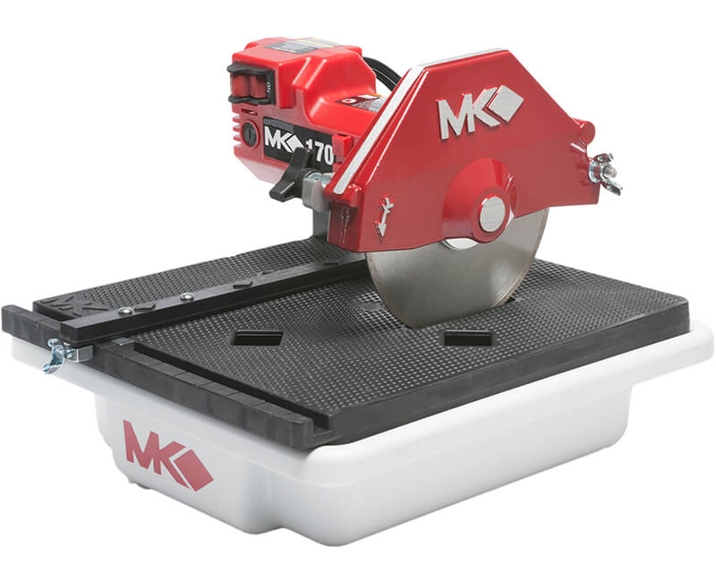 5.0 Amp Wet Tile Saw