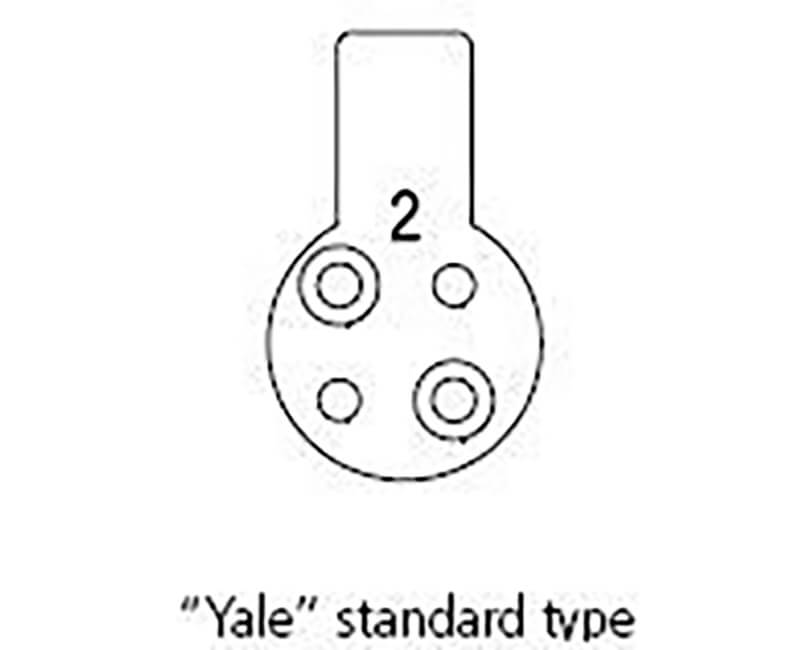 Mortise Cam - Yale Locks