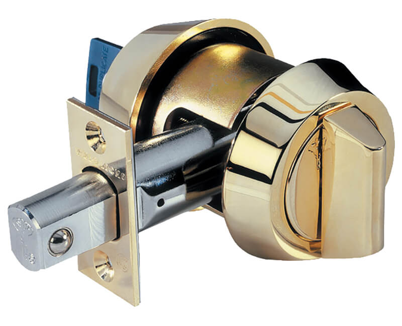 Single Cylinder Deadbolts - US3