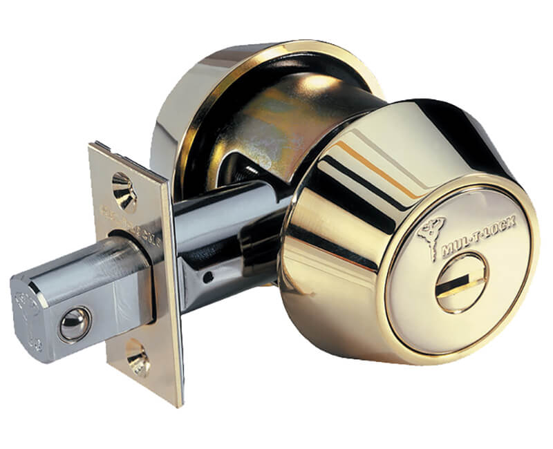 Double Cylinder Deadbolts - US3