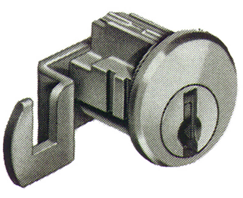 Mailbox Lock - Bommer Hook With Clip