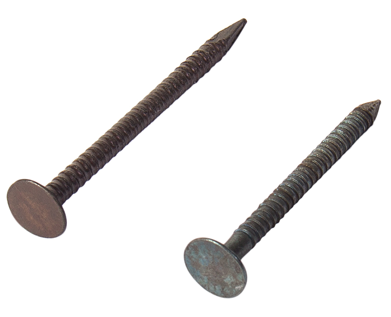 "1-3/8"" Blued Drywall Nails - 1LB Box"