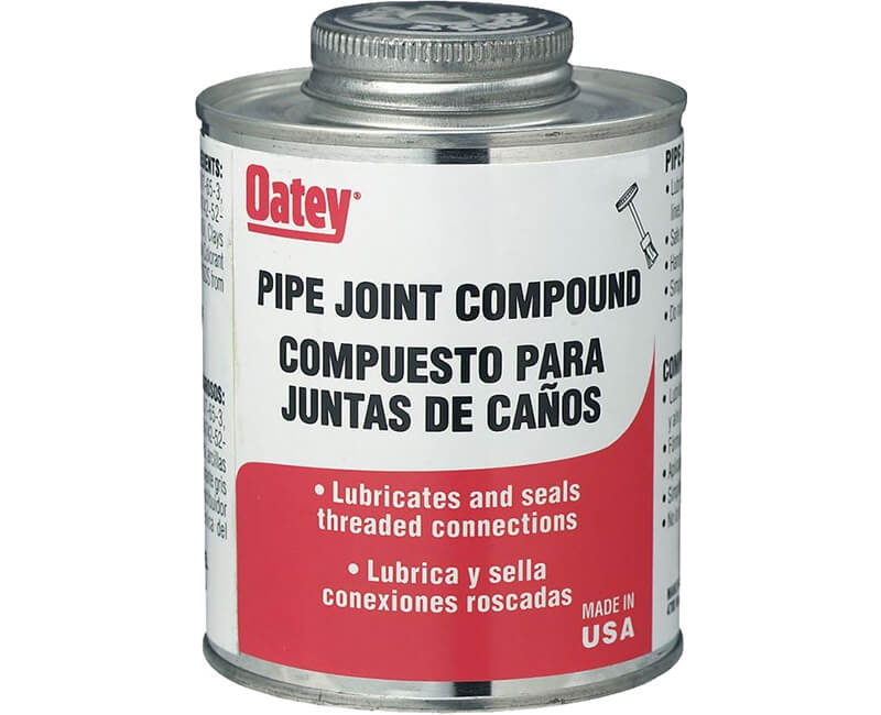 1 Oz. Pipe Joint Cement - Gray