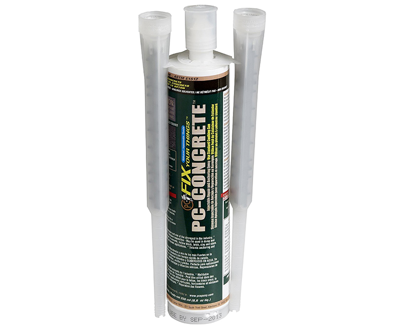 8.6 Oz. PC-Concrete Epoxy Cartridge