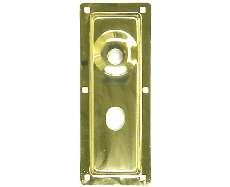 Mortise Lock Cylinder Guard Plate