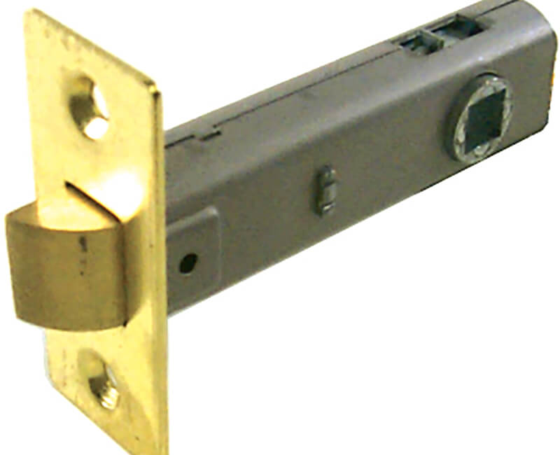 Tubular Passage Latch