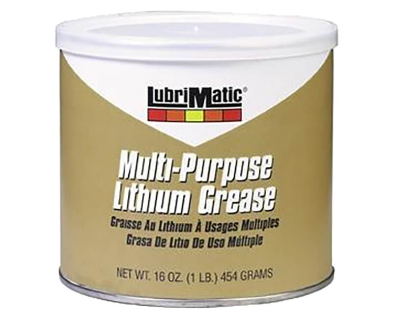16 Oz Multi-Purpose Lithium Grease