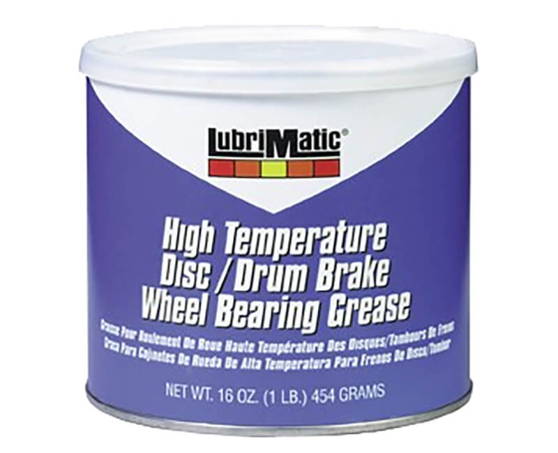 16 Oz. Can Wheel Bearing Grease