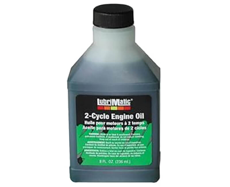 8 Oz. EZ 2 Cycle Engine Oil