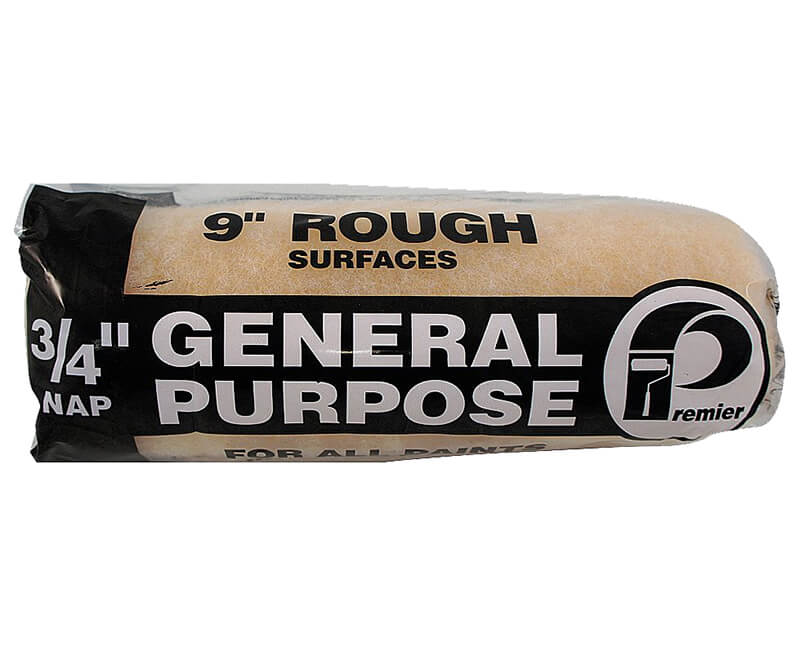 "9"" X 3/4"" General Purpose Roller Covers"
