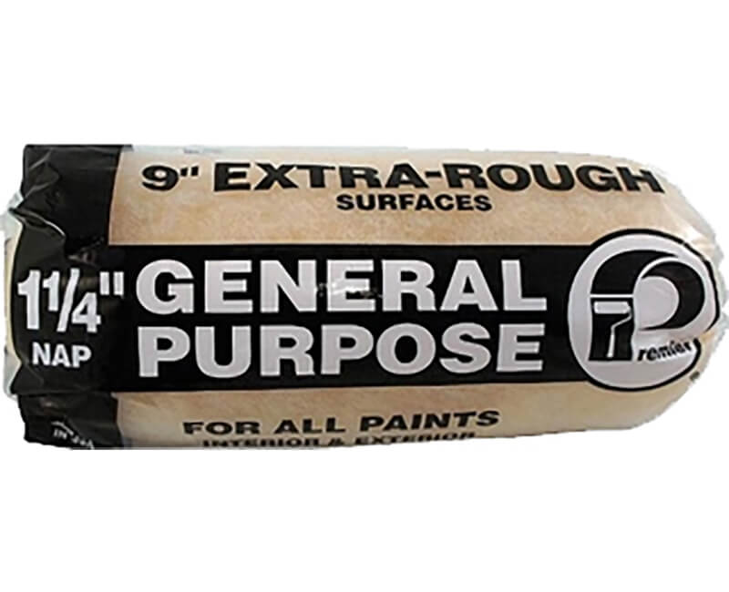"9"" X 1-1/4"" General Purpose Roller Covers"
