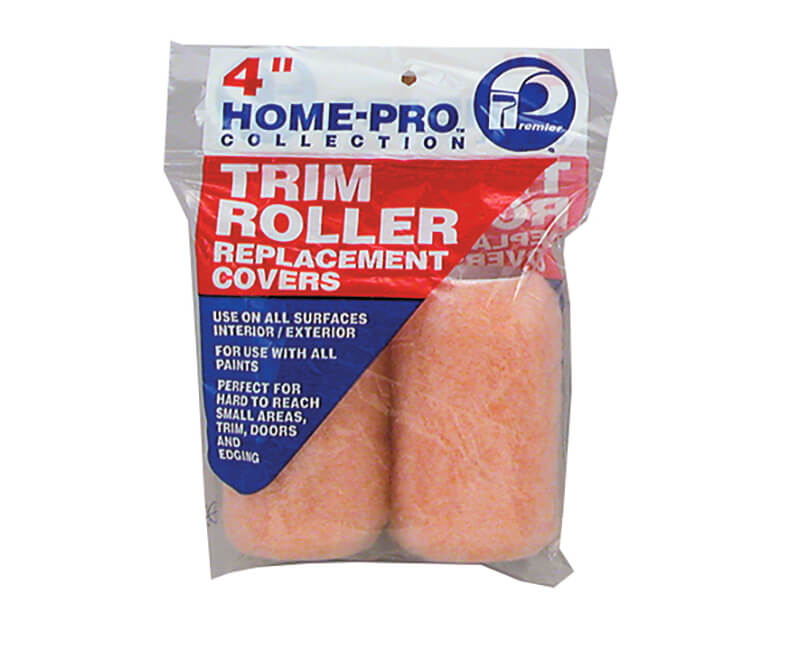 "4"" X 3/8"" Roller Covers - 2 Pack"