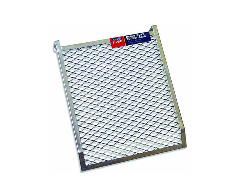 2 GAL. Metal Grid - 4 Sided