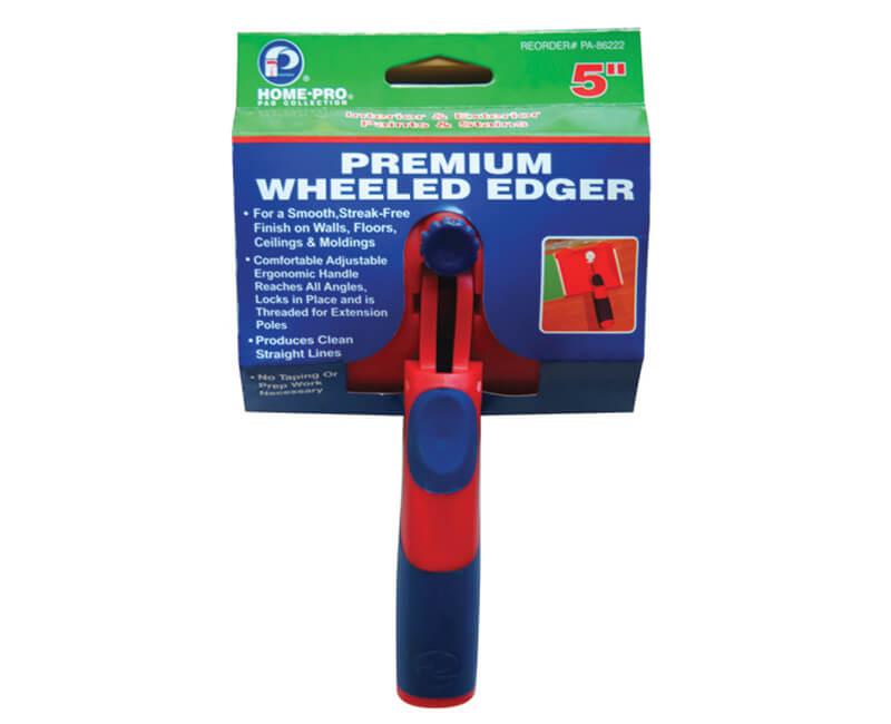 "5"" Premium Wheeled Edger"