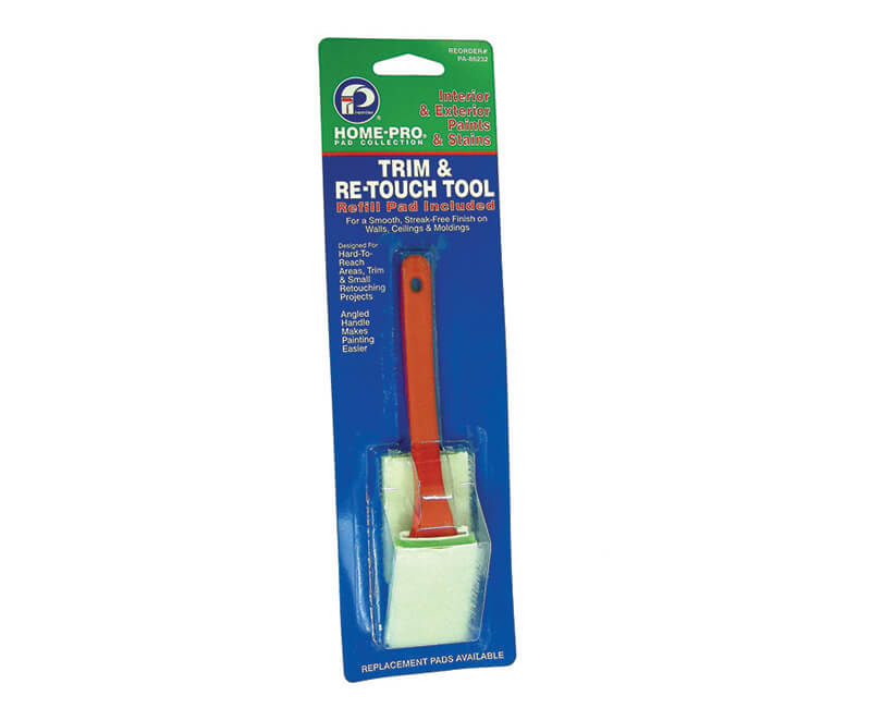 """1"""" Trim & Re-Touch Tool"""
