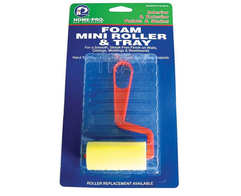 """5"""" Foam Mini Roller & Tray"""