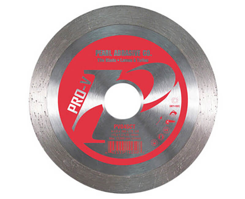 "4-1/2"" Continuous General Purpose Tile Blade"