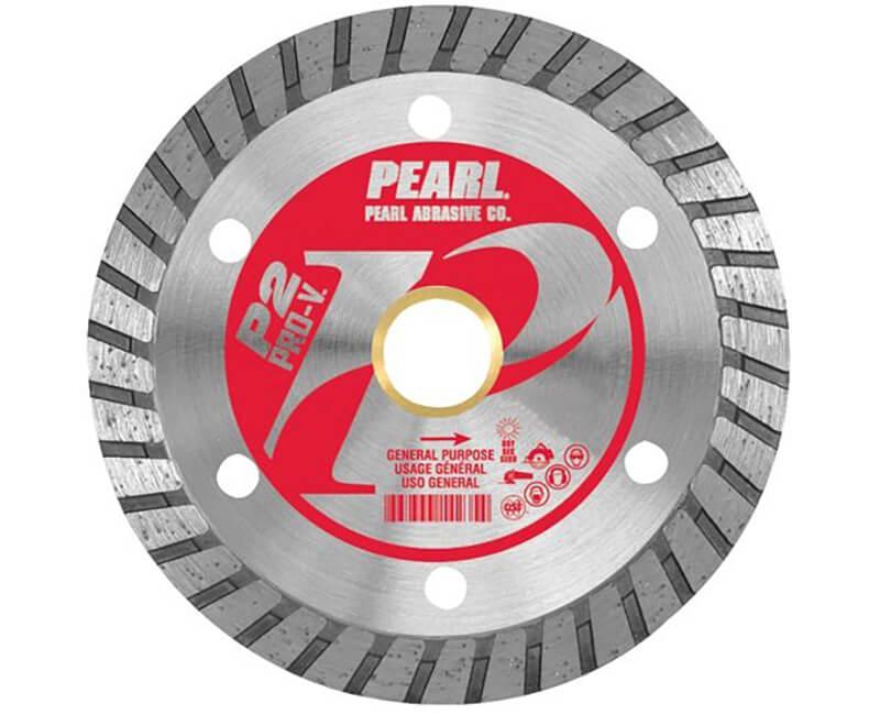 """4-1/2"""" Turbo Rim Diamond Blade"""