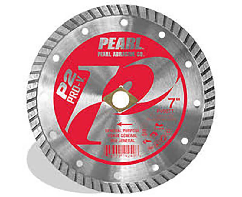 """7"""" Turbo Rim Diamond Blade"""