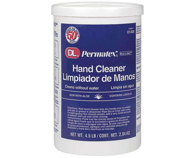 4.5 Lb. Blue Label Hand Cleaner
