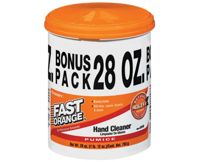 28 Oz. Fast Orange Pumice Cream