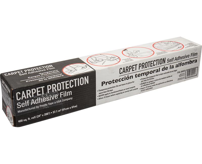 "24"" x 200' Carpet Protection Film"