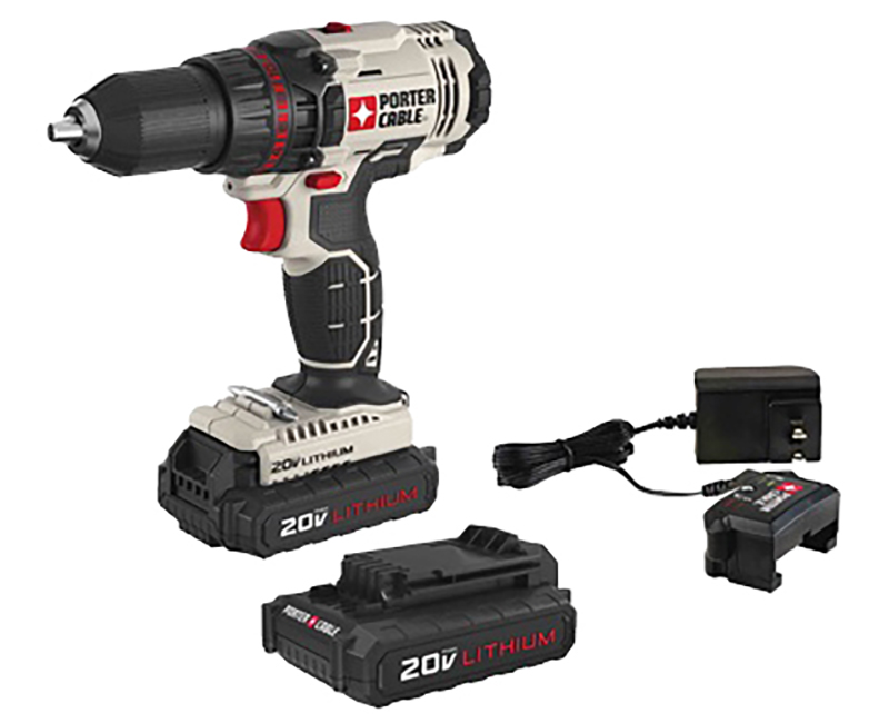 "20V 1/2"" Lithium Ion Drill/Driver"