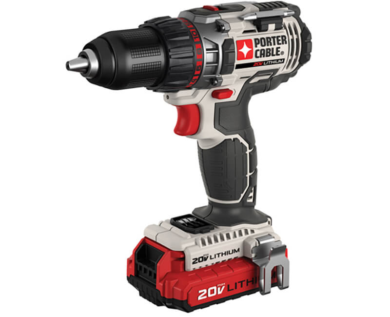 "1/2"" Lithium Ion Drill And Driver Kit - 20 V"
