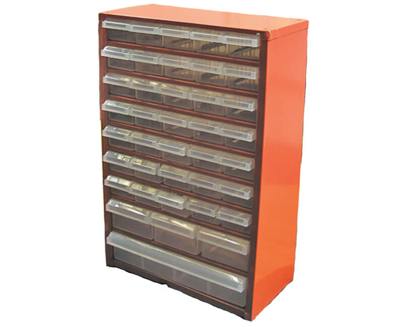 39 Drawer Insert Bits And Bit Holder Display
