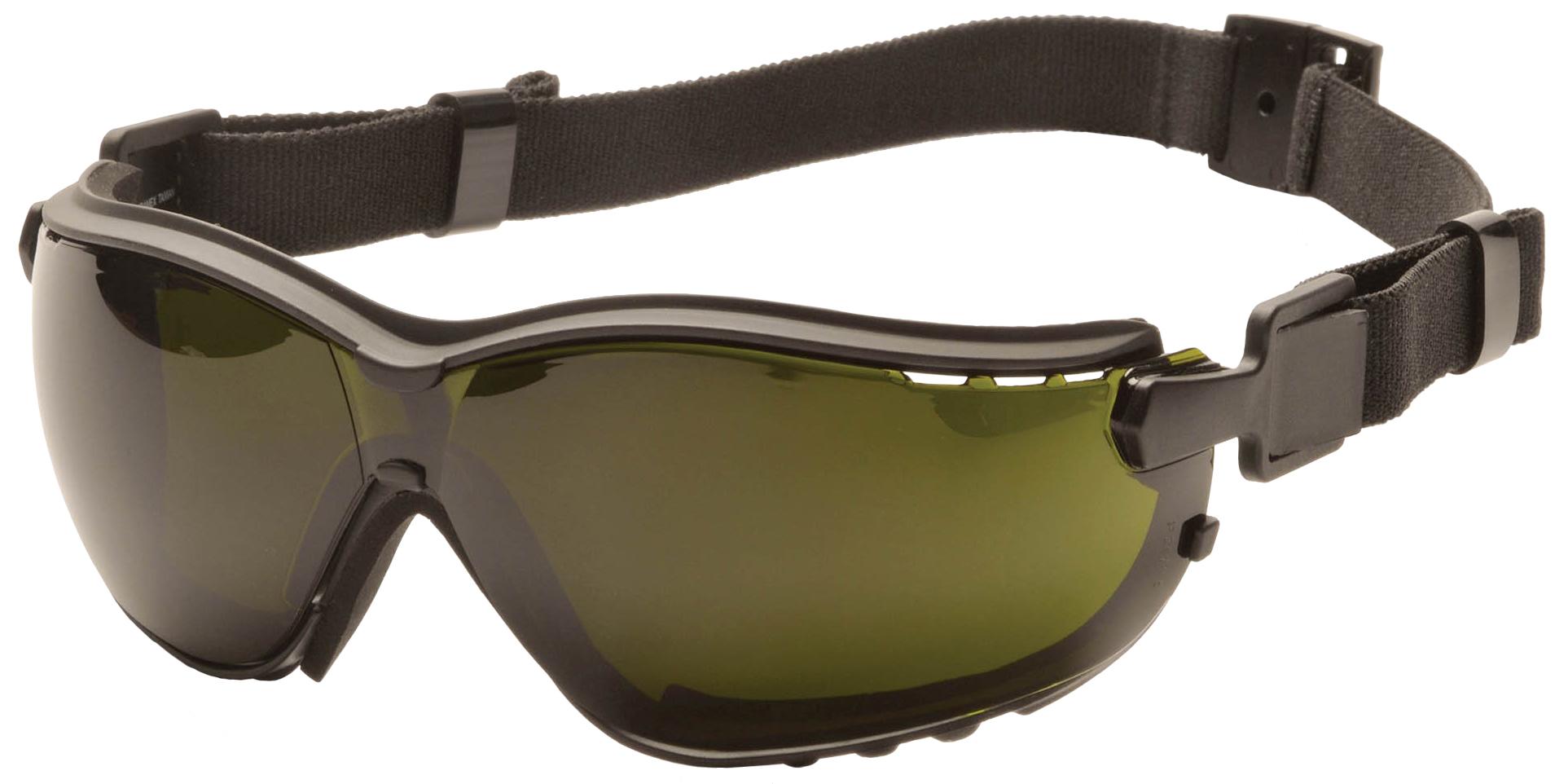 5.0 Welding Goggle W/ Anti Fog Lens