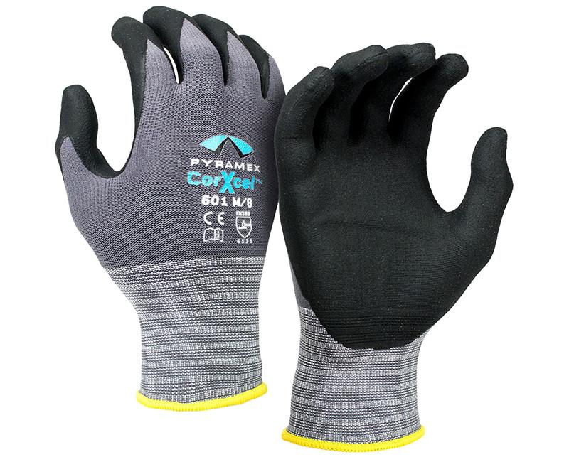 Carxcel Micro-Foam Nitrile Glove - Large
