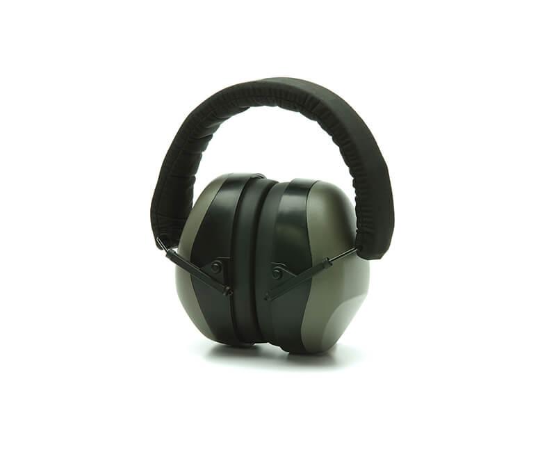 Foldable Ear Muff - Grey