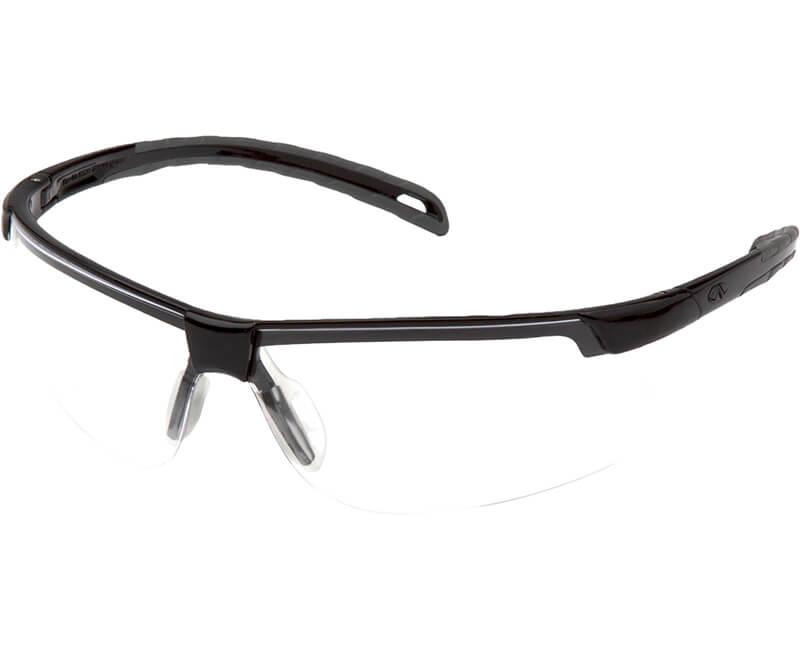 Ever-Lite Black Frame - Clear Lens
