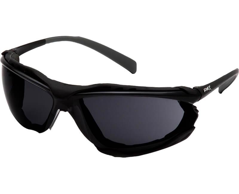 Proximity Black Frame - Dark Gray Lens